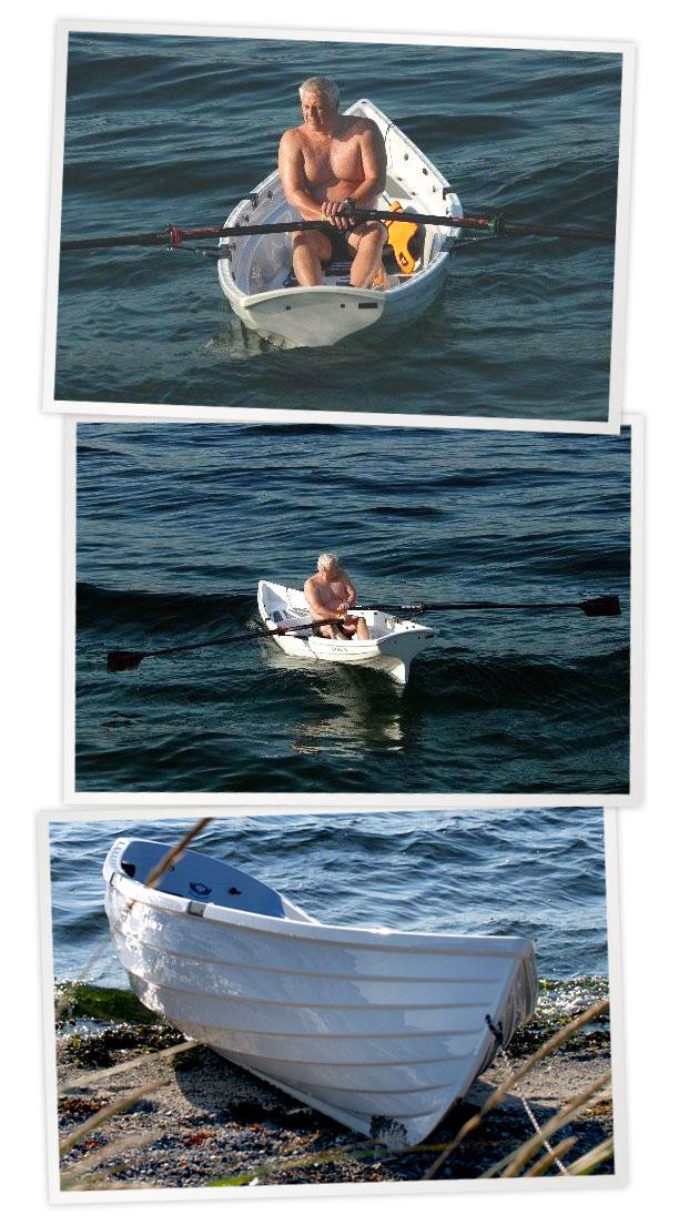 Rowing Solo 14 health Improvement