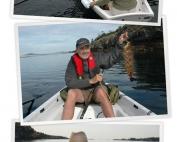 Pamela Enjoys her Solo - Whitehall Spirit® Solo 14' Slide Seat Rowboat