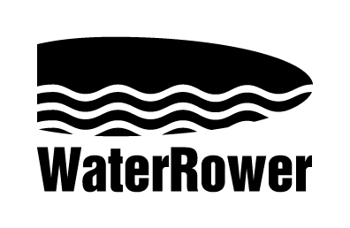 WaterRower rowing machine logo, Whitehall Rowing and Sail
