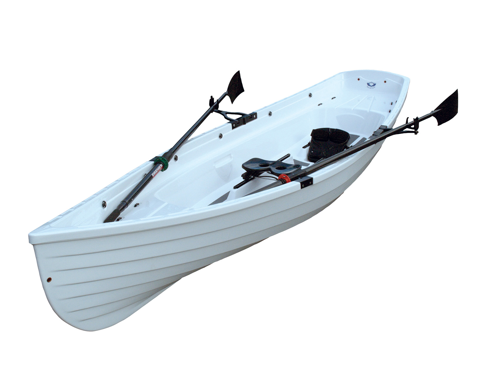 Solo 14® Slide Seat Sculling Whitehall Rowboat, Whitehall Rowing & Sail