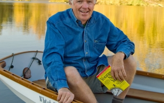 Chris-Crowley-author-book-Younger-Next-Year-rowing-Whitehall-Spirit-17-boat